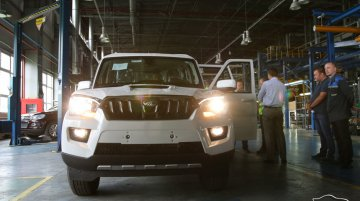 Mahindra Pik-Up (Mahindra Scorpio Getaway) likely to be launched in Belarus - Report