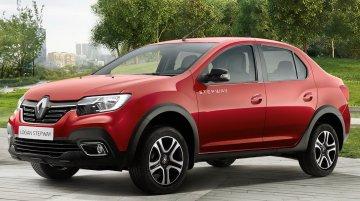 Renault Logan Stepway cross-sedan revealed
