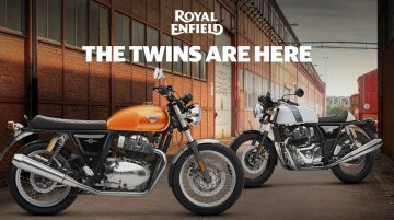 Royal Enfield Interceptor 650 & Continental GT 650 bookings open in Q3 2018