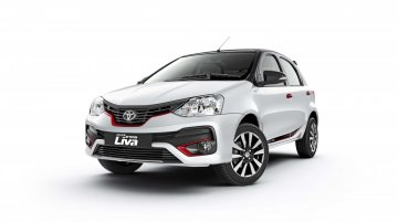 Toyota Etios Liva Dual Tone Limited Edition launched