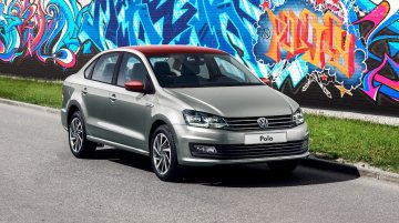 Limited-edition VW Polo Joy (VW Vento Joy) launched in Russia