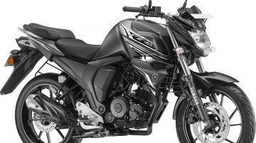 Yamaha FZS FI rear disc variant with new colours launched at INR 87,042