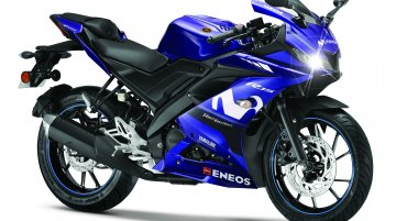 Yamaha YZF-R15 witnesses 165 percent jump in sales in September