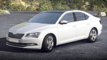 Entry-level Skoda Superb Corporate edition launched at INR 23.49 lakh