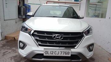 IAB reader updates his 2016 Hyundai Creta to the facelift for INR 31,000