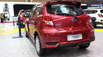 2018 Datsun GO & GO+ (facelifts) Indian debut on 9 October