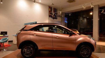 Tata Nexon Rose Gold Edition - New details & photos