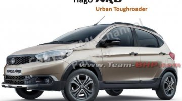 Tata Tiago NRG - 6 things we know on the new Maruti Celerio X rival