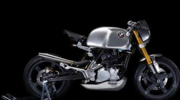 Custom BMW G310 R by DKdesign draws inspiration from the BMW R100 & R50