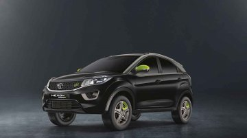 Tata Nexon Kraz limited edition launched at INR 7.14 lakhs