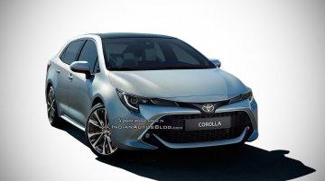 Next-gen Toyota Corolla Altis - IAB Rendering