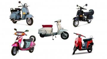 5 Iconic Scooters we want back in India - Bajaj Chetak to Lambretta