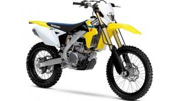 Four Suzuki dirt bikes heading to India - Report