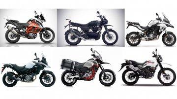 Upcoming Adventure Tourer motorcycles - KTM 390 Adventure to Hero XPulse 200