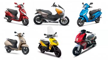 Top 5 Upcoming Scooters in India - Hero Destini 125 to Aprilia Storm 125