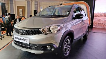 Tata Tiago NRG AMT launched at INR 6.15 lakh