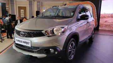 Tata Tiago NRG launched in India, priced from INR 5.50 lakh [Update]