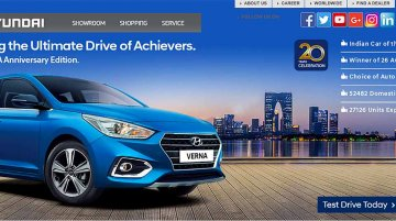Hyundai Verna Anniversary Edition launched, Prices start at INR 11.69 lakh