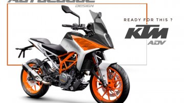 Autologue X-Plorer bodykit makes the KTM 390 Duke touring-ready