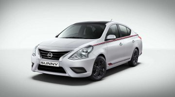 Nissan Sunny Special Edition launched in India at INR 8.48 lakh