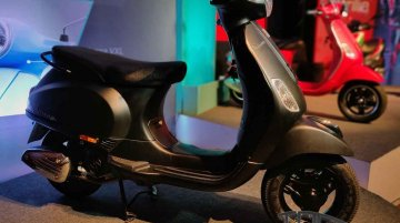 New Vespa Notte 125 launched in India, Priced at INR 68,829