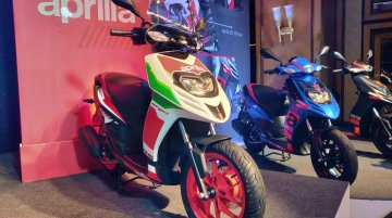 Aprilia & Vespa 150 ABS, 125 CBS on-road Mumbai prices revealed