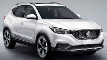 MG electric SUV to launch in India in the first half of 2020