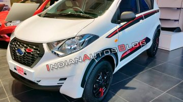 Datsun redi-GO Limited Edition launched, Priced at INR 3.58 lakhs