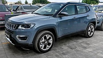 Jeep Compass Limited Plus deliveries to commence in October [Update]