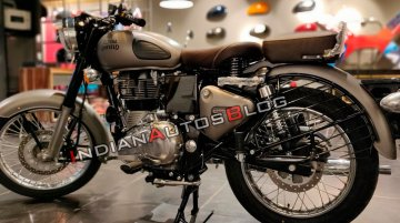 Royal Enfield could go slow on production due to tepid sales - Report