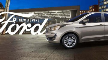 2018 Ford Aspire (facelift) revealed via official website [Video]