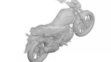 Hero MotoCorp's third 200cc bike is a mix of Xtreme & XPulse parts