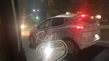 Tata Aquilla (Maruti Baleno rival) spied with new wheels, launch in H2 2019 [Update]