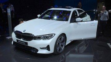 2019 BMW 3 Series - 2018 Paris Motor Show Live