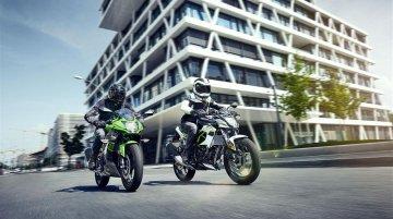 New Kawasaki Ninja 125 and Z125 unveiled at INTERMOT 2018