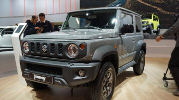 Suzuki Jimny - Image Gallery (Unrelated)