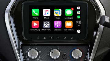 2018 Datsun GO & GO+ to become most affordable cars with Apple CarPlay & Android Auto