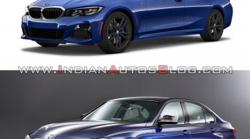 2019 BMW 3 Series vs 2015 BMW 3 Series - Old vs New