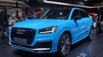 Audi SQ2 - 2018 Paris Motor Show Live