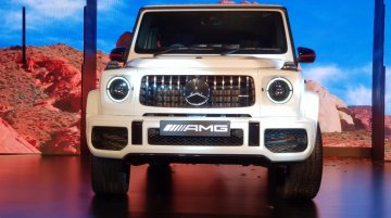 2018 Mercedes-AMG G 63 launched in India, priced at INR 2.19 Crores