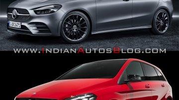 2019 Mercedes B-Class vs. 2015 Mercedes B-Class - Old vs. New