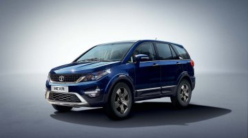 Tata Hexa production suspended, 0 units sold in March