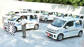 Maruti Wagon R EV launch delayed