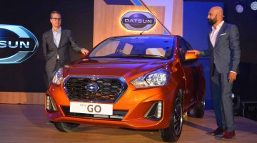 2018 Datsun GO (facelift) launched in India at INR 3.29 lakh