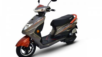 Okinawa Ridge+ electric scooter launched in India at INR 64,988