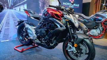 Entry-level MV Agusta models to feature 350cc twin-cylinder engine - Report