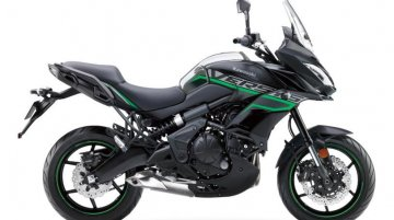 2019 Kawasaki Versys 650 launched in India, priced at INR 6.69 lakh