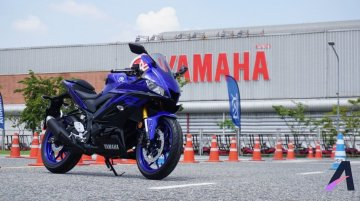 2019 Yamaha YZF-R3 revealed - In 25 Live Images