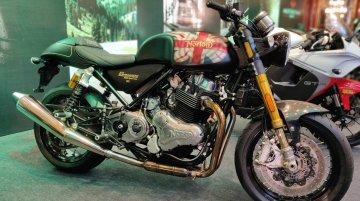 First CKD Norton Motorcycle to arrive in India in March 2020 - Report