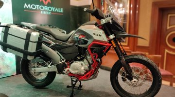 SWM Superdual 650 T gets cheaper by INR 80,000; 250 units available with discount